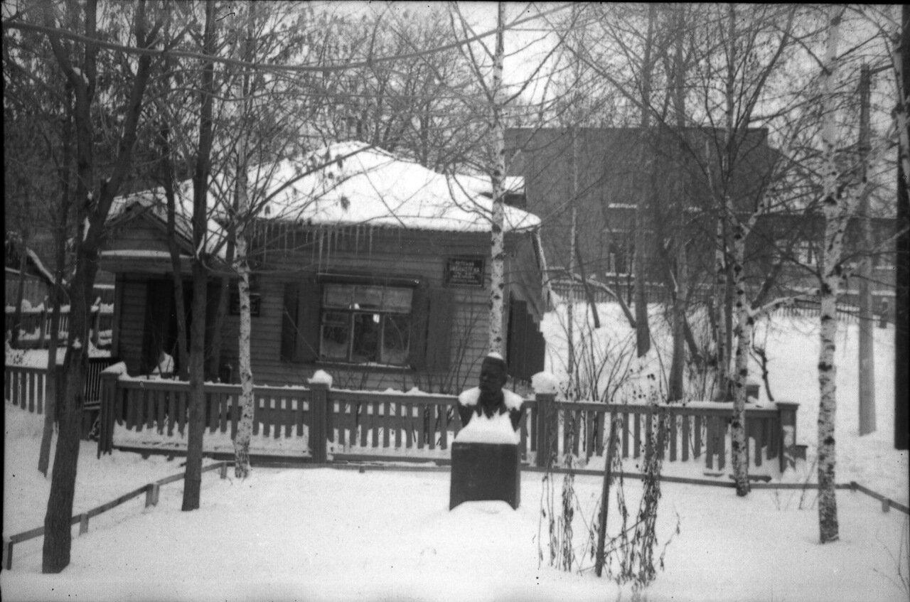 Ноябрь-декабрь 1967 года. Детская библиотека на Ковалихе