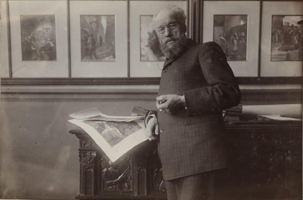 Жан-Поль Лоренс (1838-1921).