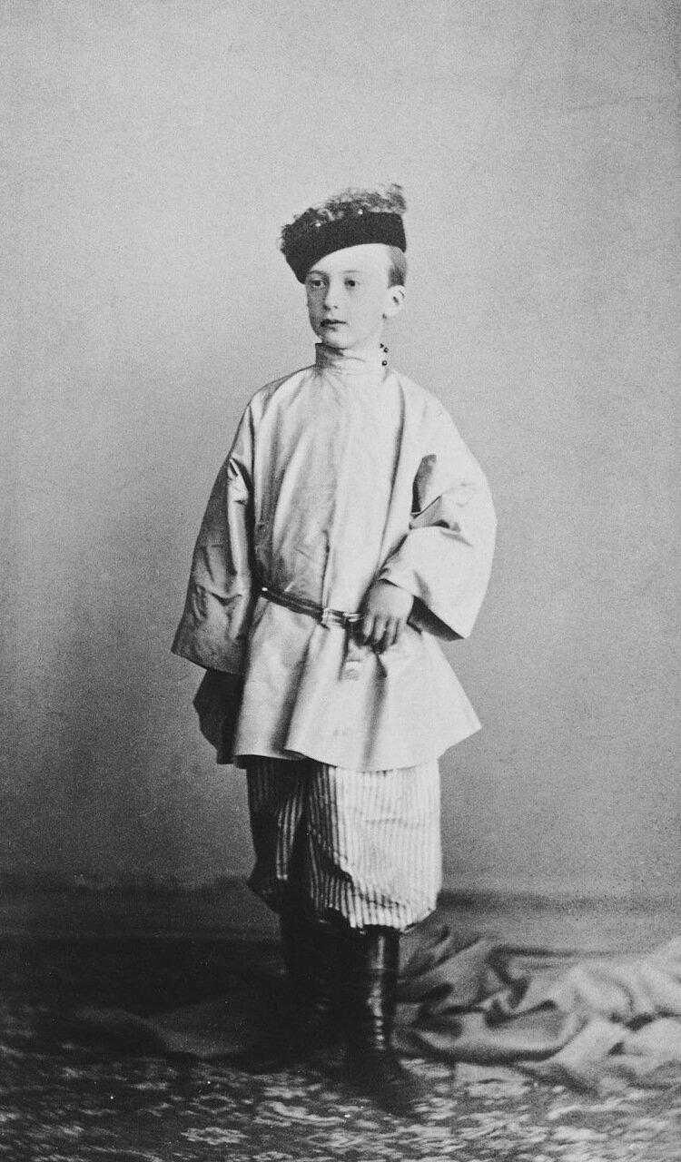 Великий князь Николай Михайлович 1865 г.