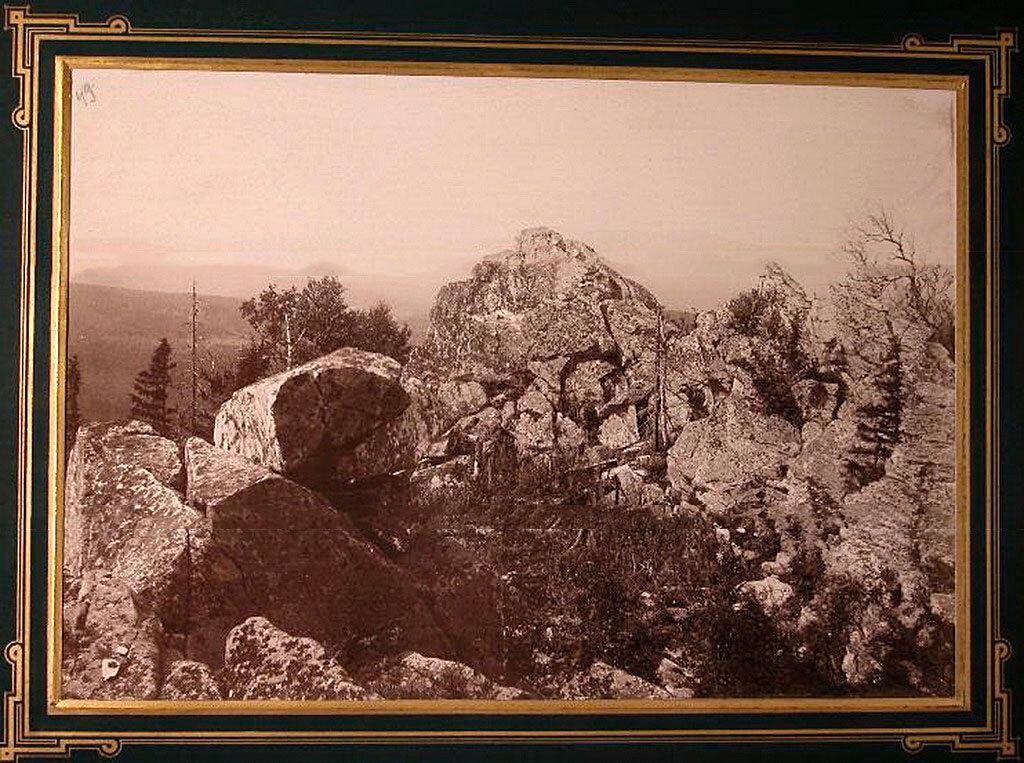 49. Вид на гору Таганай