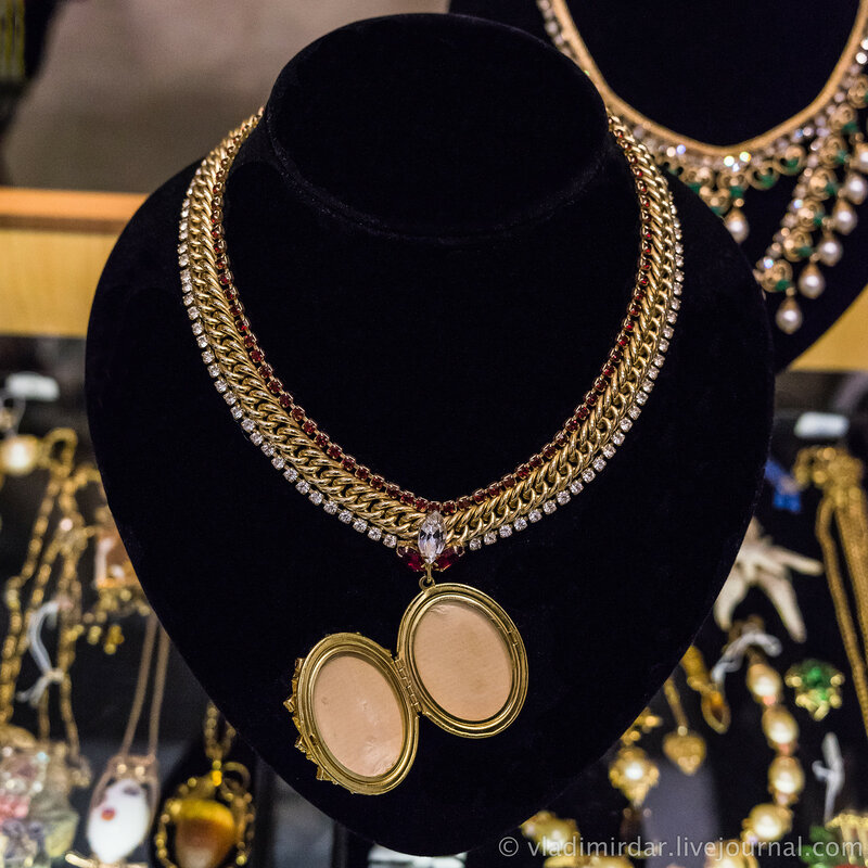 Ожерелье Hobe