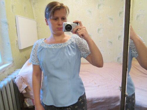 Зквозь блузку видно груди фото 674-576