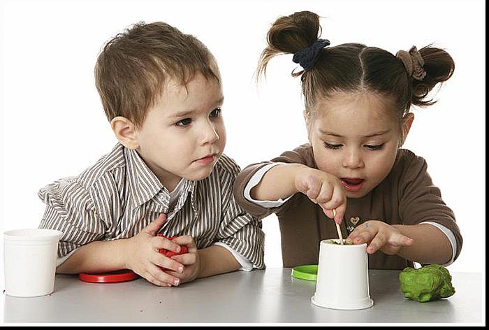 мастер-класс по лепке для детей в картинках