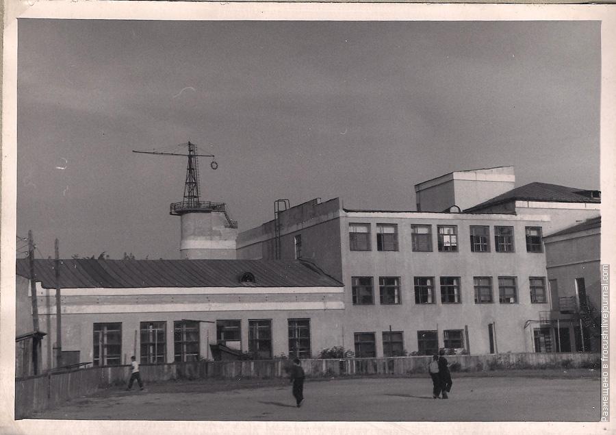 Казань. Дворец культуры 1965 год