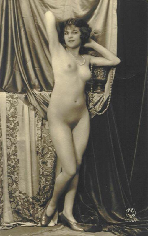 Порно в стиле 20 векa