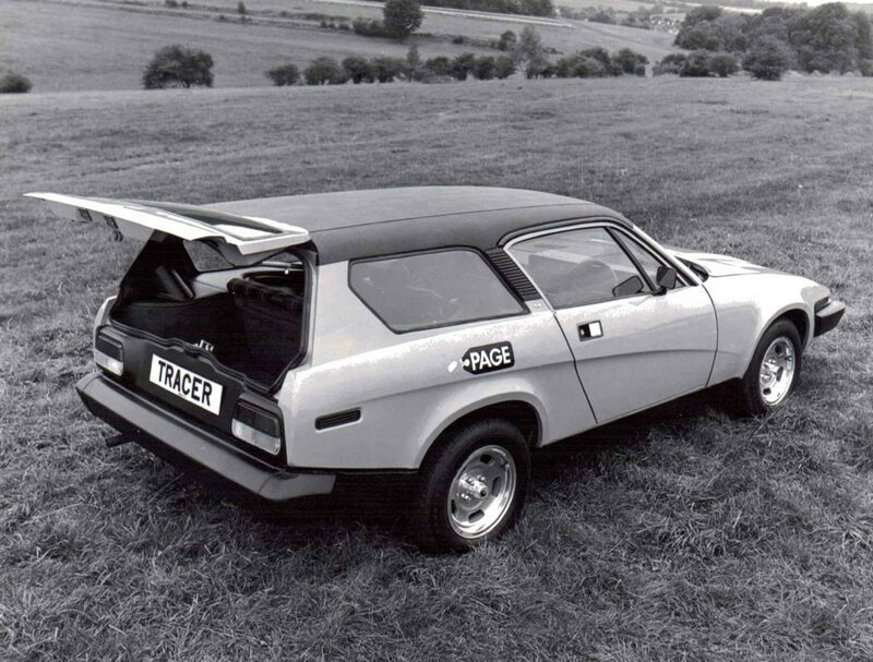 Triumph TR7 Tracer by Crayford '1977 1