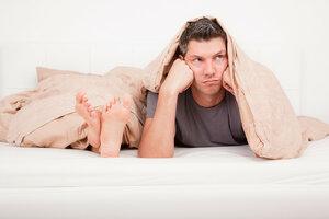 Ученые определили причину импотенции у мужчин