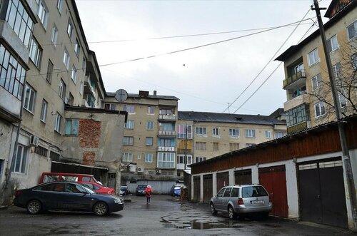 Типичная Румыния — город Сату-Маре эпохи Чаушеску