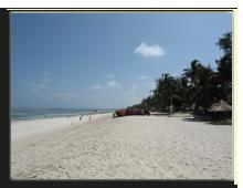 Кения. Момбаса. Diani Reef Resort & Spa