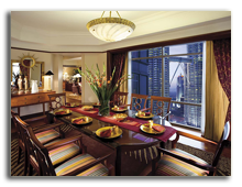 Малайзия.Mandarin Oriental Kuala Lumpur.kuala-lumpur-suite-club-suite-dining-room