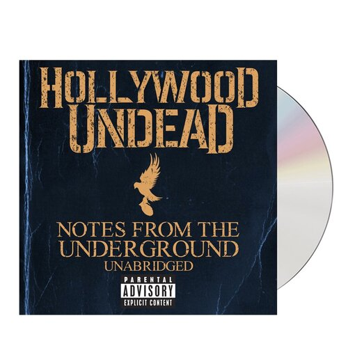 Скачать бесплатно Hollywood Undead - Notes From The Underground - Unabridged Deluxe Edition (2013)