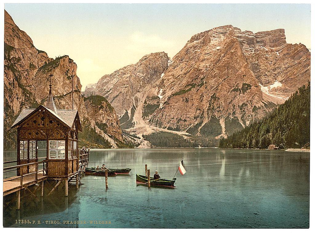 Австрия. Тироль 1890 - 1900 гг 0_80b01_51267e9e_orig