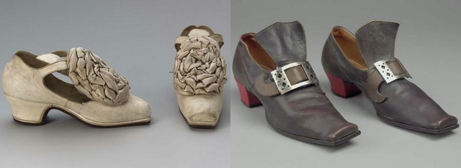 Обувь королю своими руками