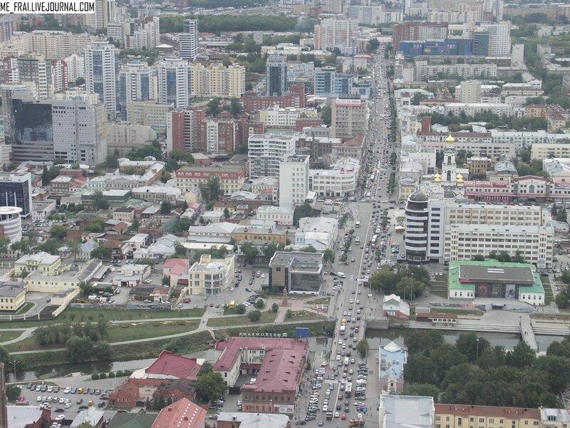 Трамвай в Екатеринбурге почти