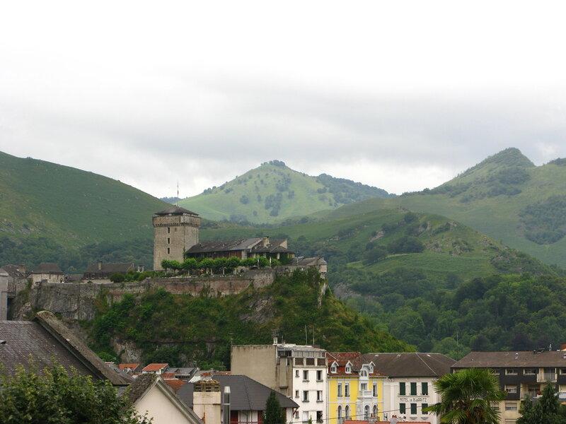 Крепость Лурда