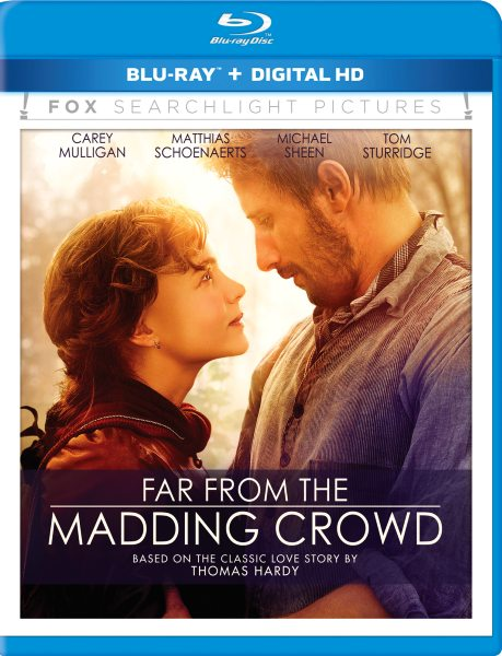 ����� �� ����������� ����� / Far from the Madding Crowd (2015/BDRip/HDRip)