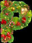 Новогодний,русский алфавит  0_7e8d6_c84a216d_S