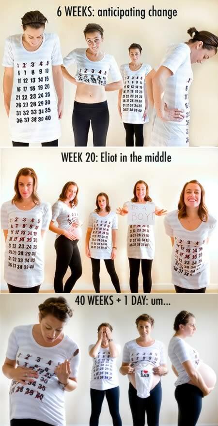 фотосессии беременных женщин