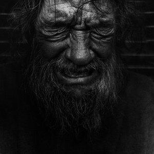 Бездомные глазами Ли Джеффриса