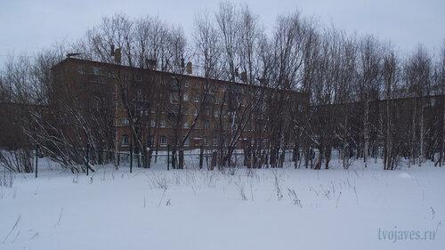 Фотография Инты №2787  Гагарина 13 и 15 31.01.2013_13:25
