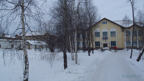 Фото города Инта №3281  Полярная 17 и 13а (магазин