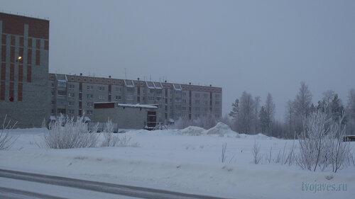 Фото города Инта №3554  Мира 66 и Морозова 16 10.02.2013_12:22