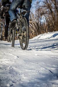 Первый этап зимнего кубка велоклуба Simbike
