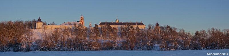 Звенигород - Саввино-Сторожевский монастырь