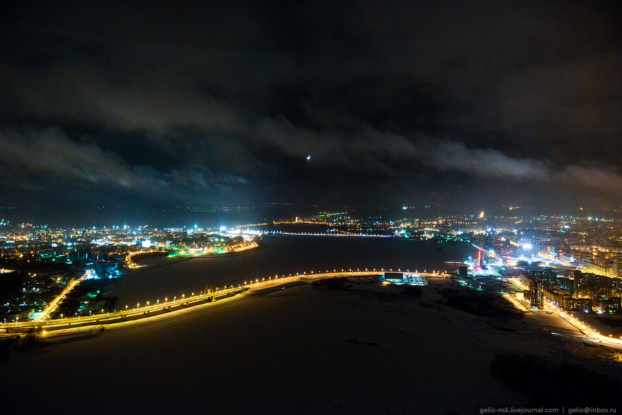 Ночная Казань с вертолета - Природа ...: saminteresnoe.ucoz.ru/publ/181-1-0-958
