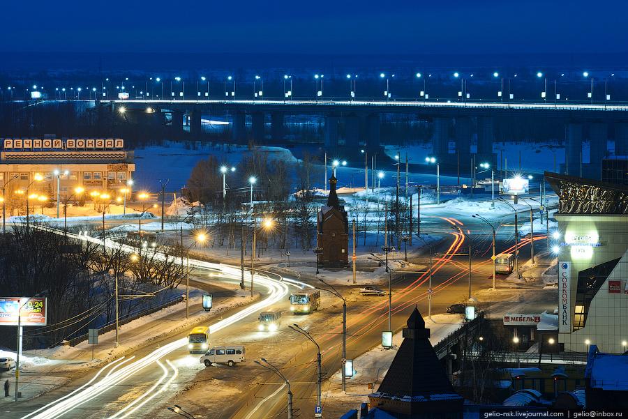 Барнаул фото зима сегодня геометрические