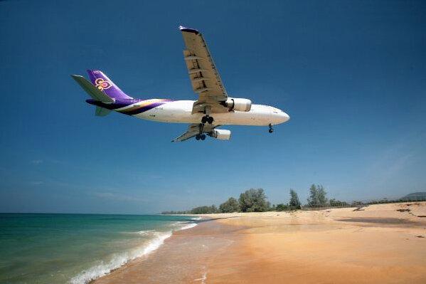 фото аэропорт пхукета