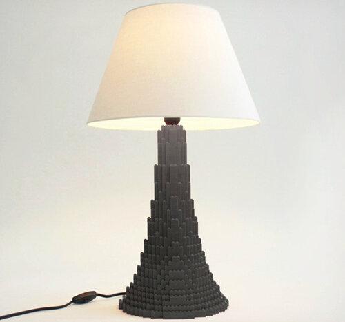 Лампы из лего 2