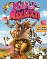 Безумный Мадагаскар смотрите мультик в winx клубе!