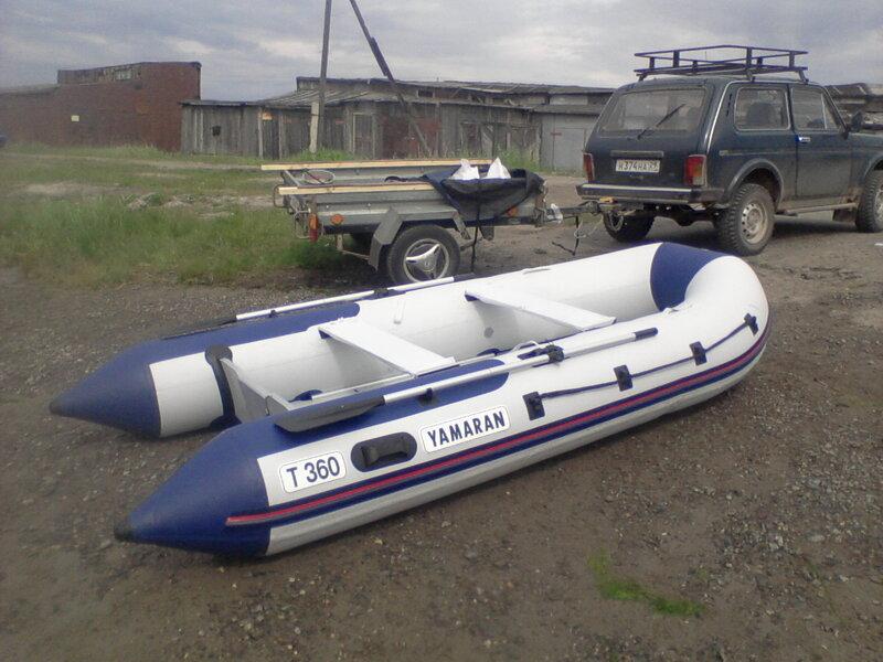 регистрация и учет моторных лодок