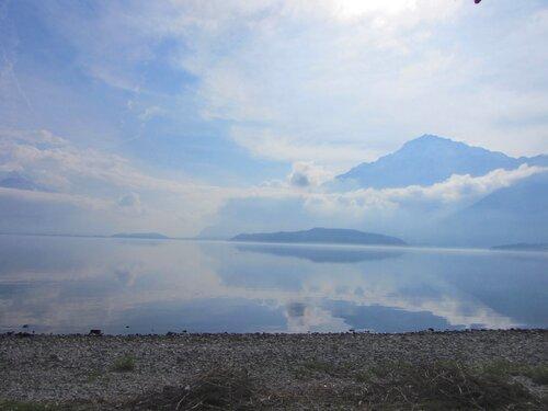 озеро Комо, граведона