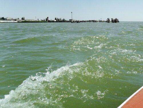 Яхтенный поход, июль 2012