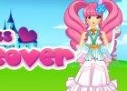 Преобрази принцессу волшебной страны - игра для winx!