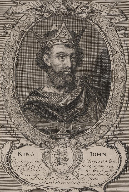 John Lackland (1167-1216)