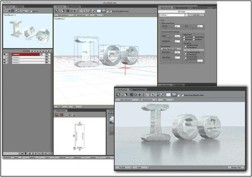 создания сложных и профессиональных 3D-моделей