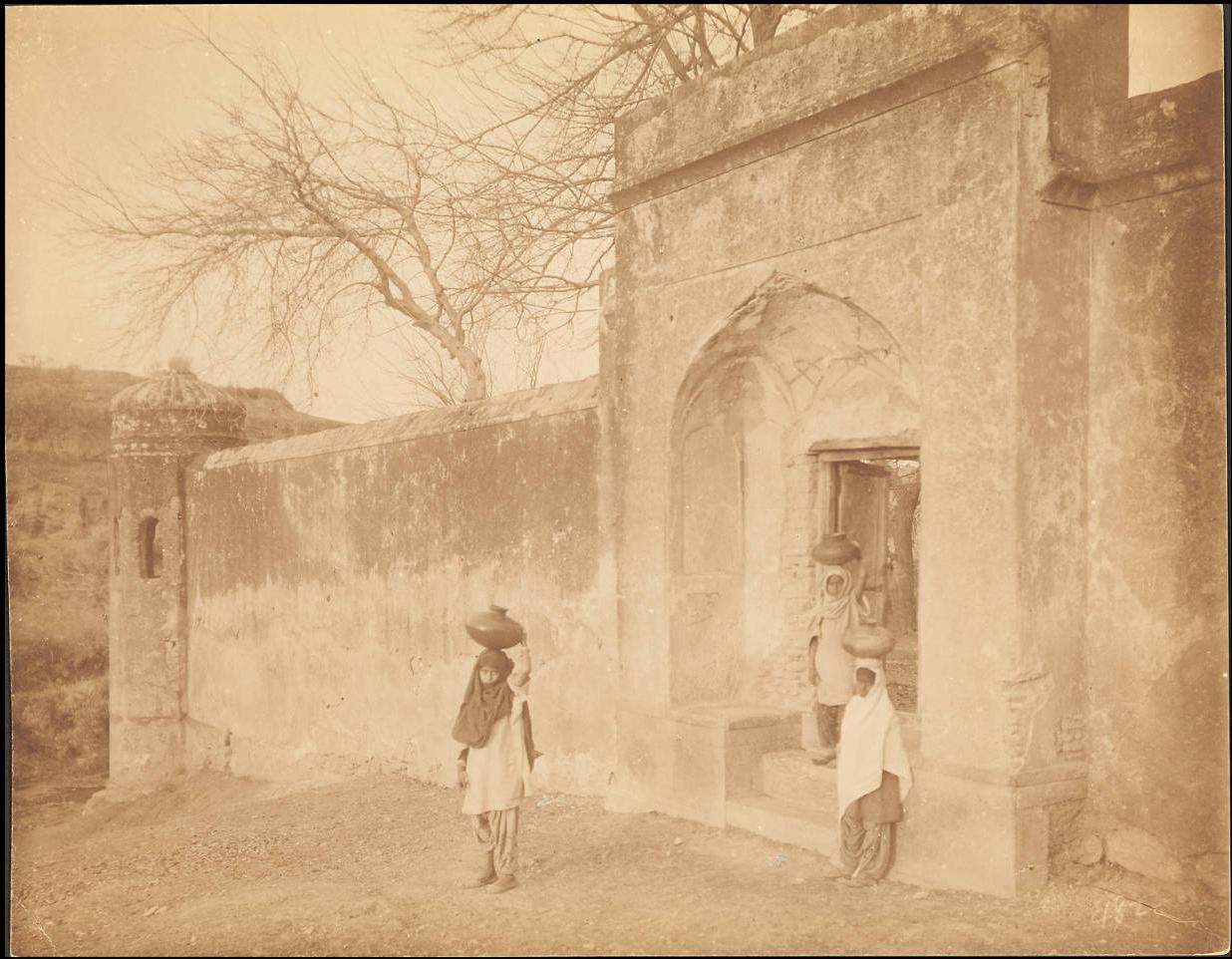 Гробница Лалла Рук в Вазирабаде
