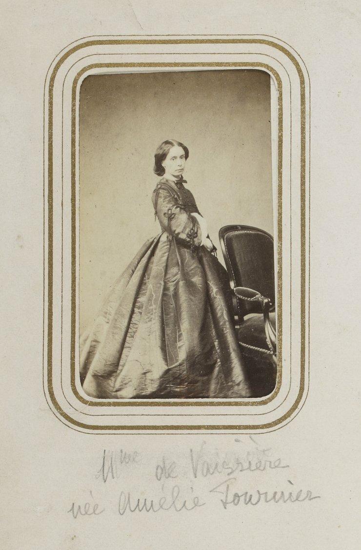 Амели Фурнье, мадам де Вэйсьер
