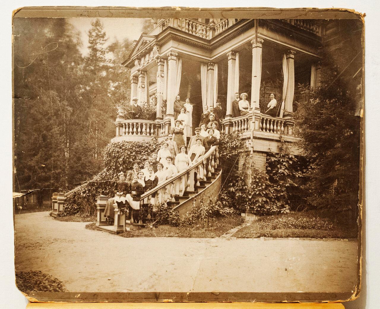 Дом Горелиных