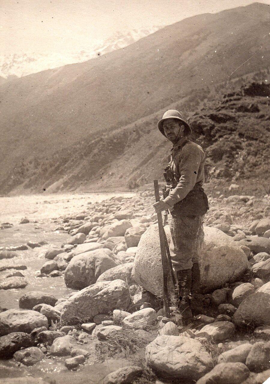 1923 июль. Бёме Л.Б.