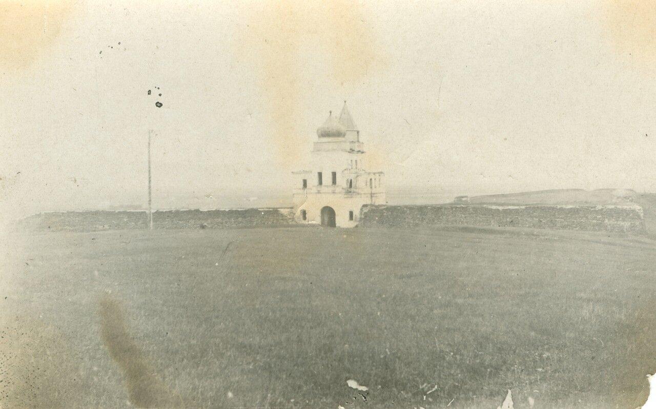 Барнаульские ворота. Общий вид