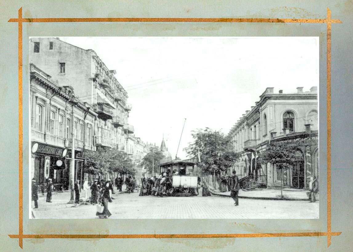 Нахимовская улица