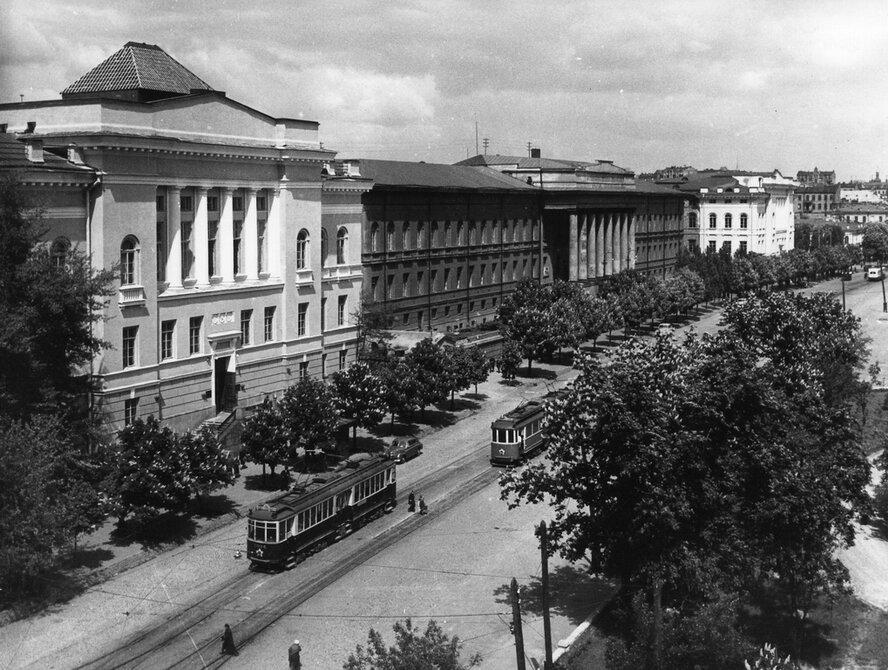 1951.05.15. Улица Владимирская