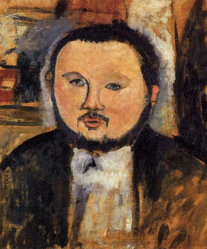 Диего Ривера 1914 г.Модильяни Амедео ( 1884-1920) Модильяни Амедео ( 1884-1920) Modigliani  Amedeo;