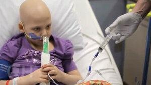 Девочка вылечилась от рака при помощи ВИЧ-инфекции