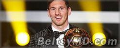Месси стал лучшим игроком по версии ФИФА