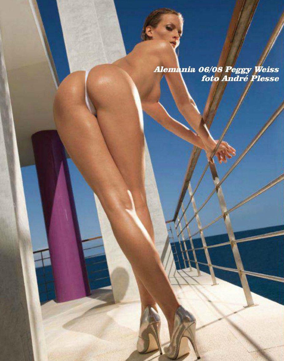 Ass of the World / Rear View - Playboy - самые красивые попы - Peggy Weiss
